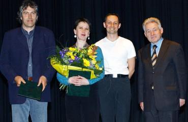 Verleihung des Bühnenkunstpreises 2004