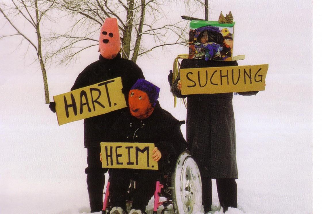 HartHeimSuchung